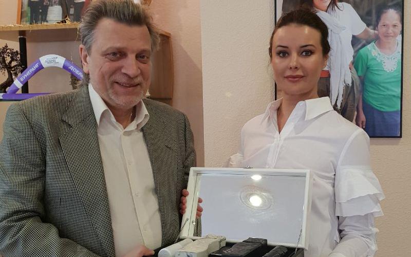Владимир Кузнецов и Оксана Федорова