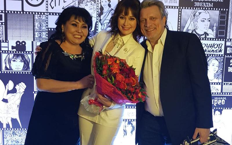 Владимир Кузнецов и Ольга Кабо